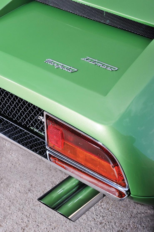 De Tomaso Mangusta 5 740x1112 1969 De Tomaso Mangusta