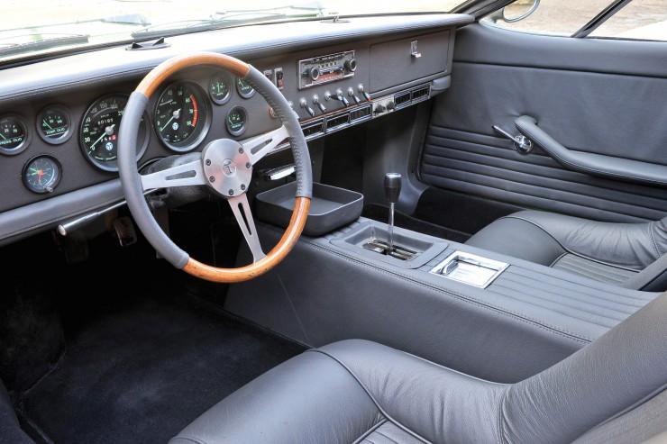 De Tomaso Mangusta 61 740x493 1969 De Tomaso Mangusta