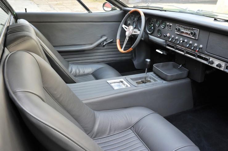 De Tomaso Mangusta 9 740x492 1969 De Tomaso Mangusta