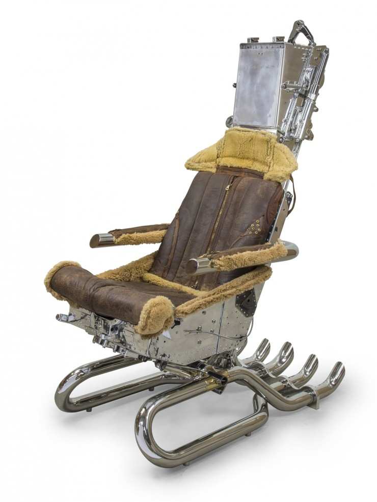 Hangar 54 Ejector Seat Front