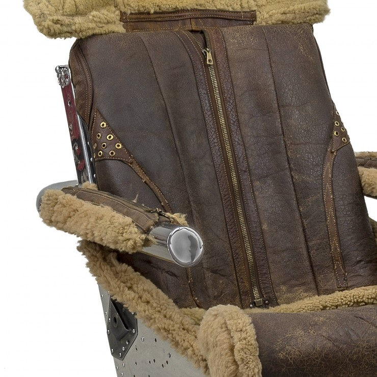 Hangar 54 Ejector Seat Leather
