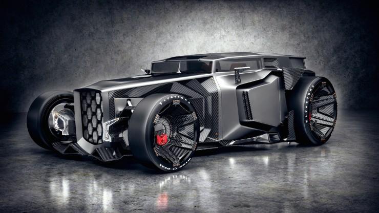 Lamborghini Rat Rod 3