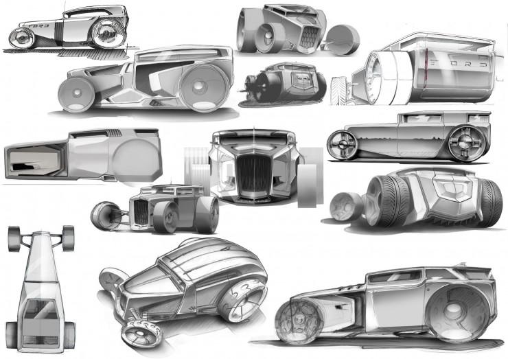 Lamborghini Rat Rod 5