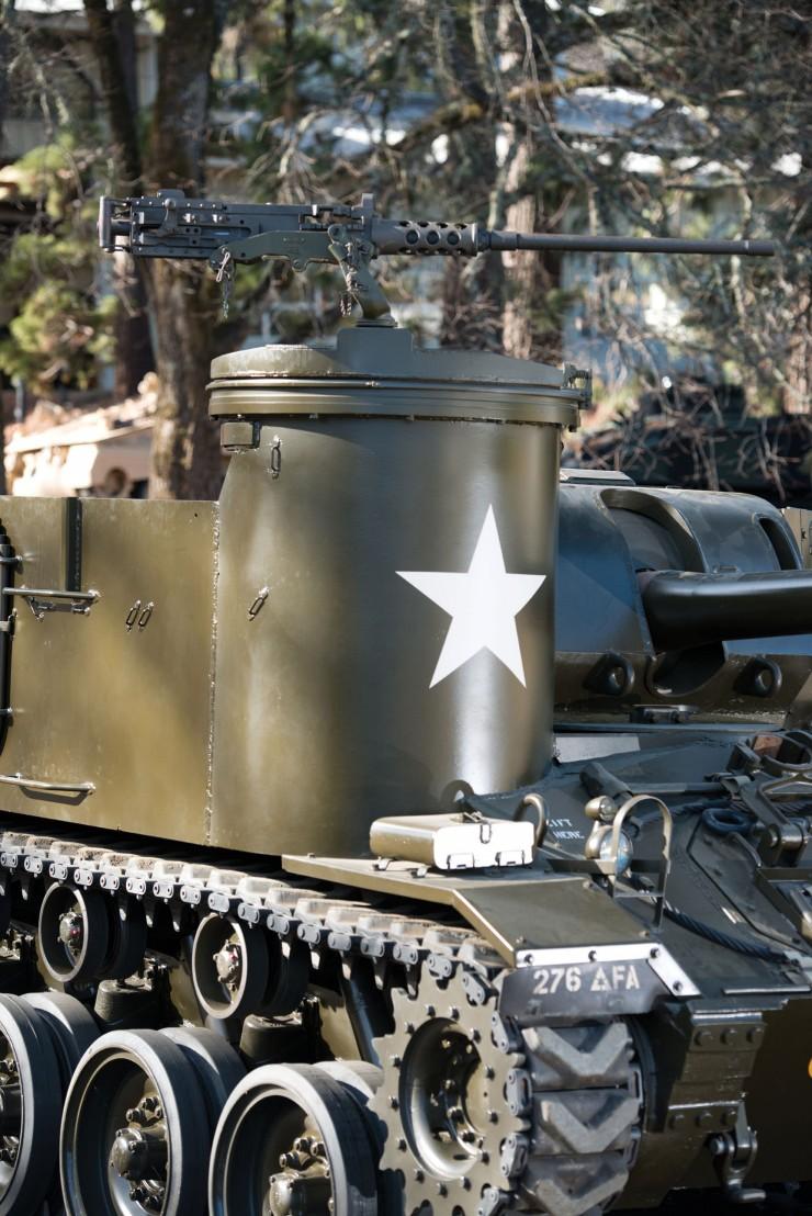 M37 Tank 1