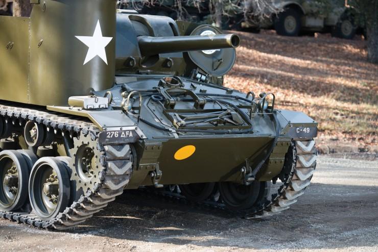 M37 Tank 3