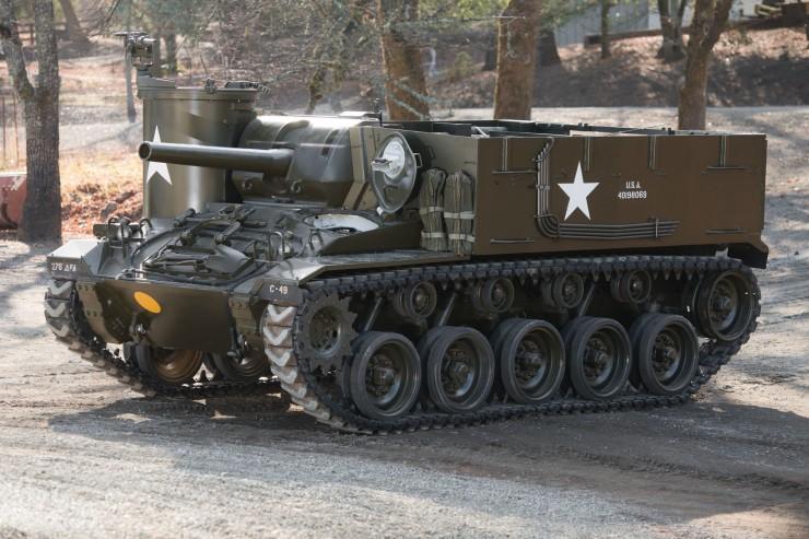 M37 Tank 4