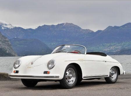 Porsche 356 450x330 - Porsche 356A Carrera 1500 Speedster by Reutter