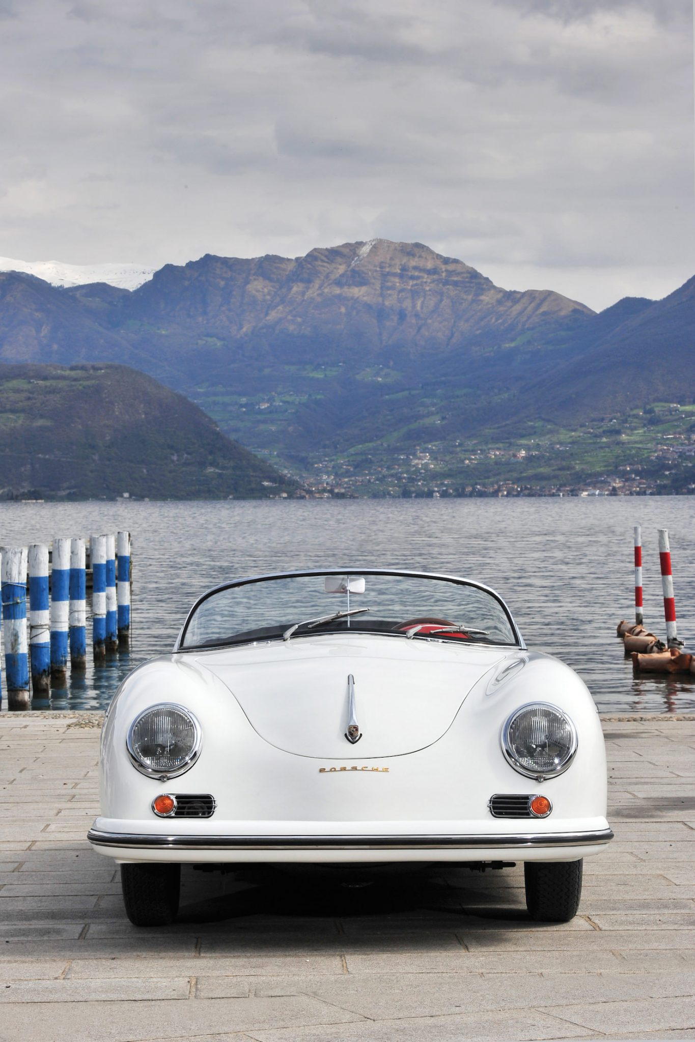 Porsche 356a Carrera 1500 Speedster By Reutter