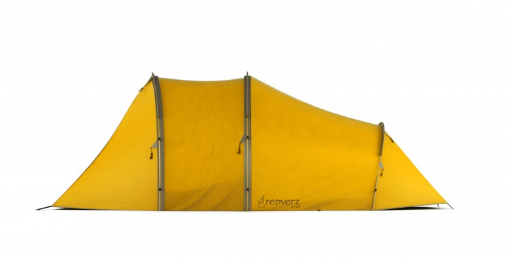 Redverz Motorcycle Expedition Tent 2