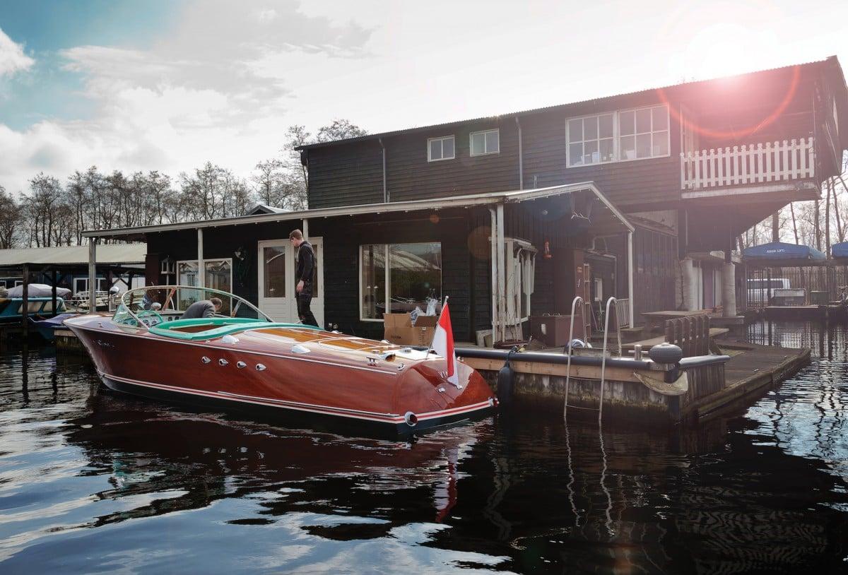"""Riva Boat 1200x814 - 1958 Riva Tritone """"Via"""""""