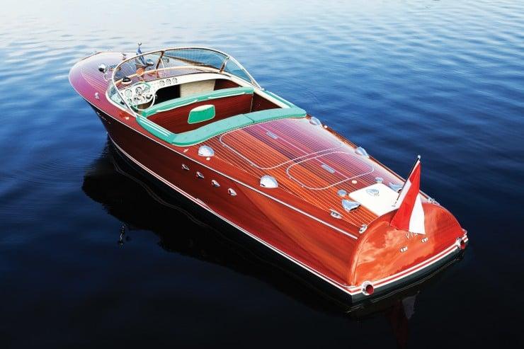 Riva Speedboat