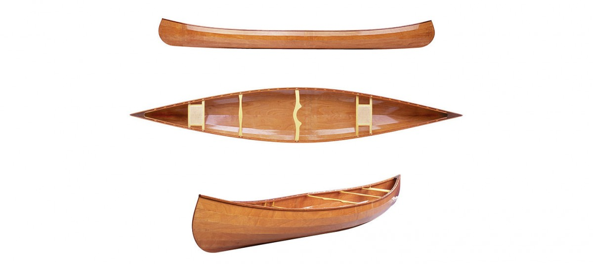Taiga build a wood canoe kit image 1200x535 - Wooden Canoe Kit