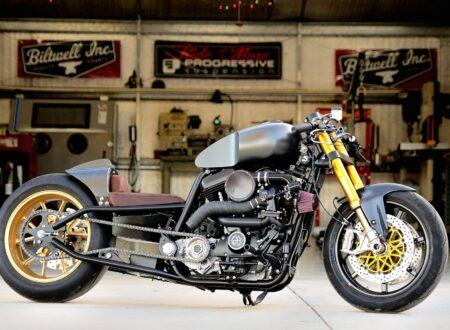 Turbo Sportster 5 450x330 - Turbo Sportster by DP Customs