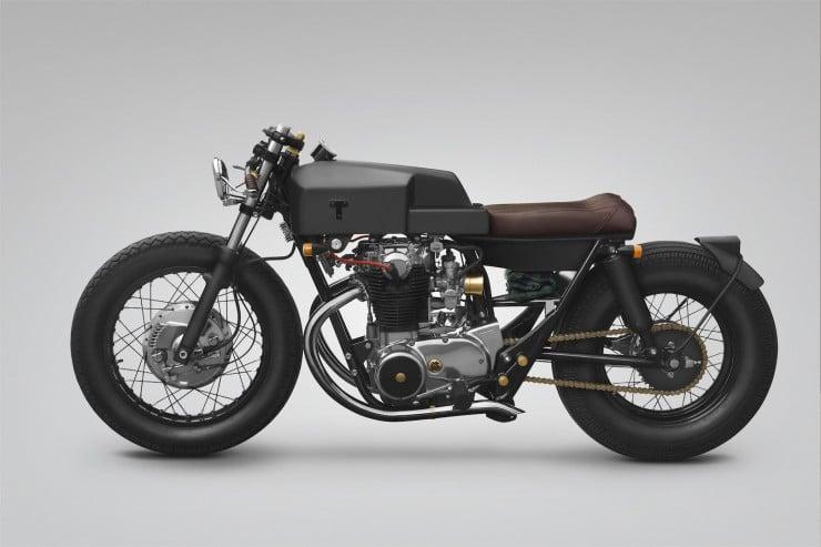 Yamaha XS650 Custom 2
