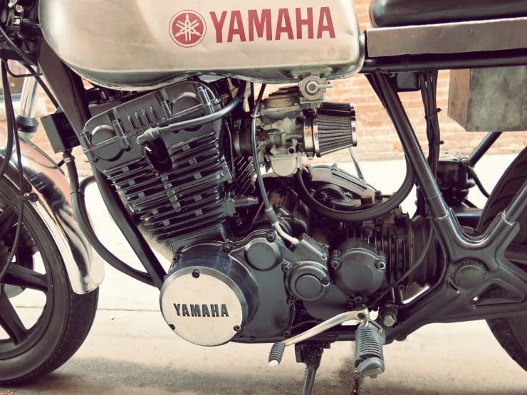 Yamaha XS750 Custom 2