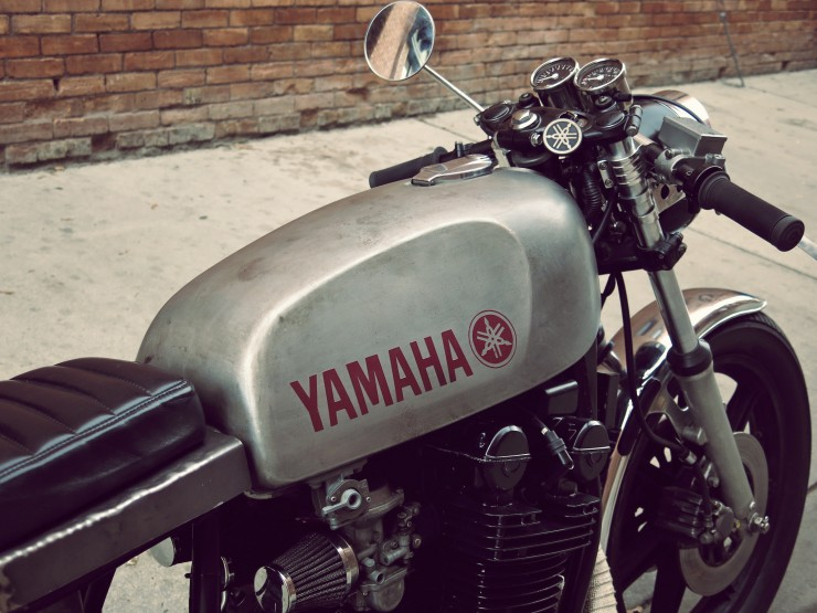 Yamaha XS750 Custom 3