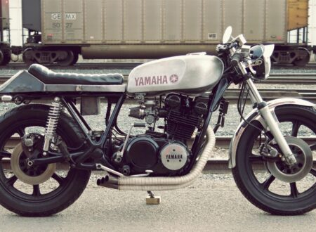 Yamaha XS750 Custom