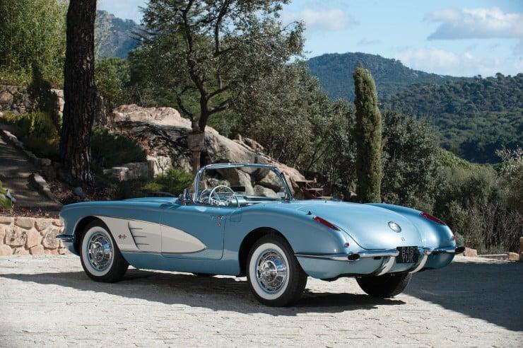 1960 Chevrolet Corvette 1