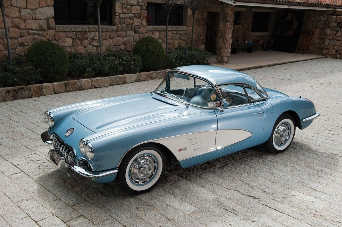 Classic Corvette Cars Com