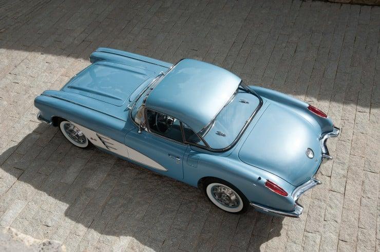 1960 Chevrolet Corvette 13