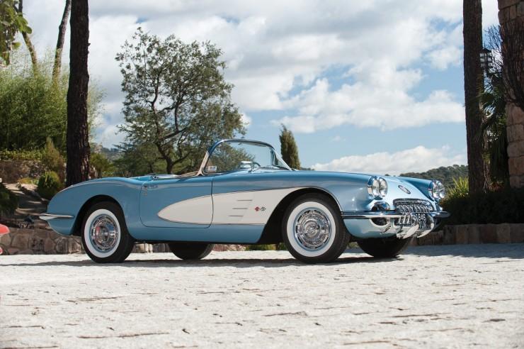 1960 Chevrolet Corvette 15