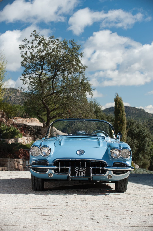 1960 Chevrolet Corvette 17 740x1112 1960 Chevrolet Corvette
