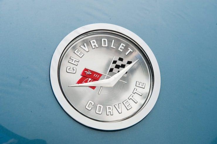 1960 Chevrolet Corvette 5