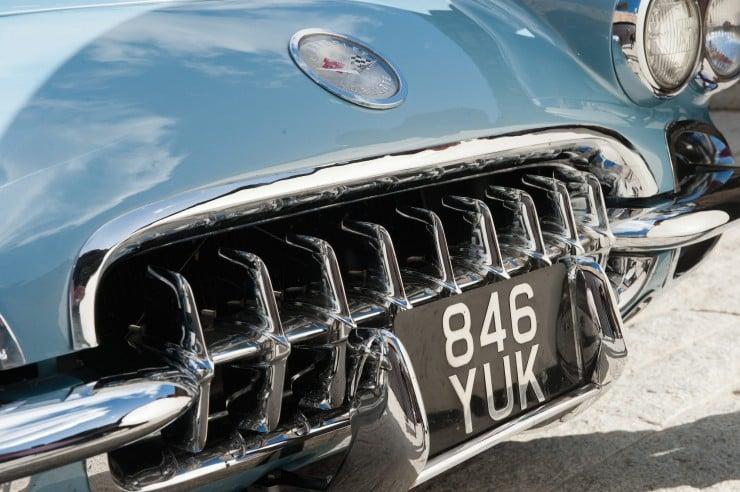 1960 Chevrolet Corvette 7