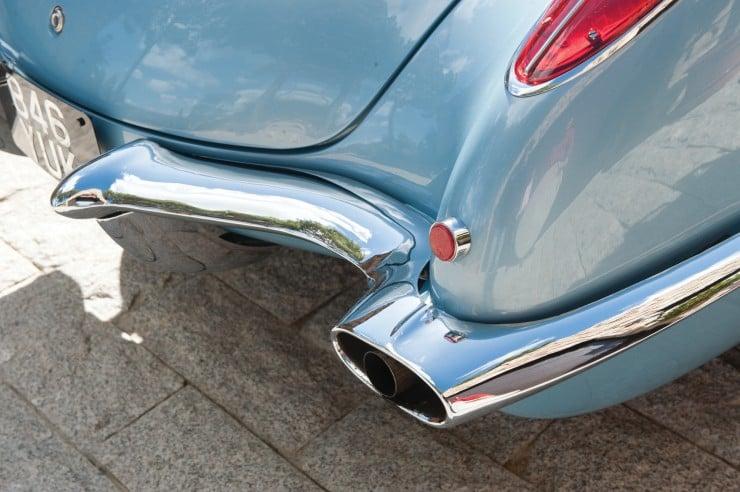 1960 Chevrolet Corvette 8