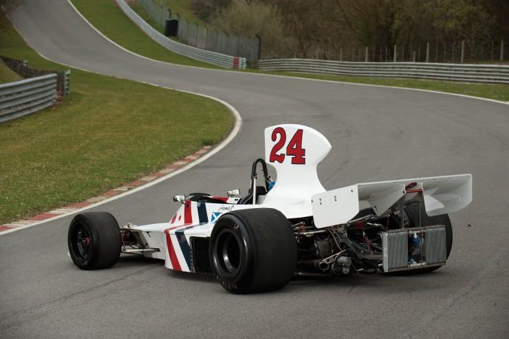 1974 Hesketh 308 Formula One James Hunt 1