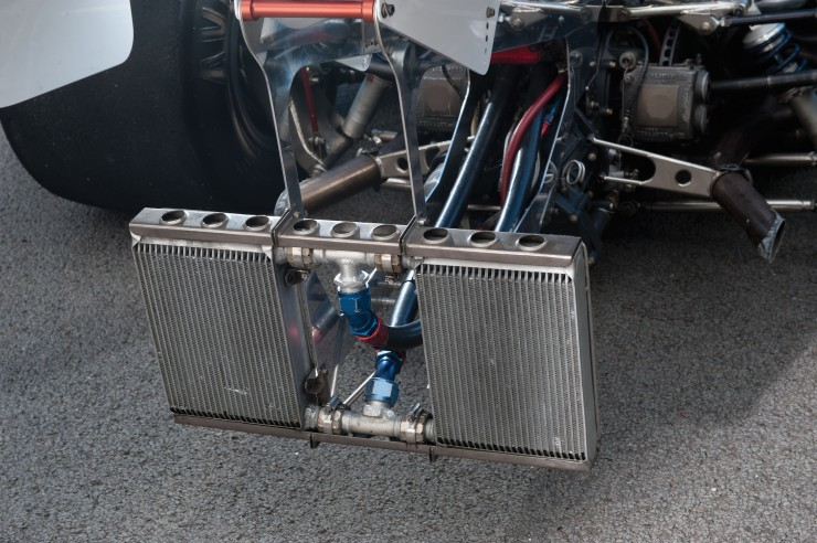1974 Hesketh 308 Formula One James Hunt 11