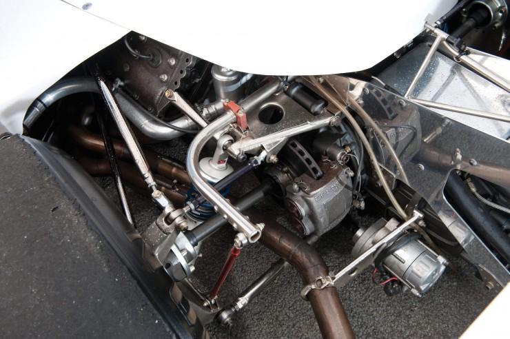 1974 Hesketh 308 Formula One James Hunt 12