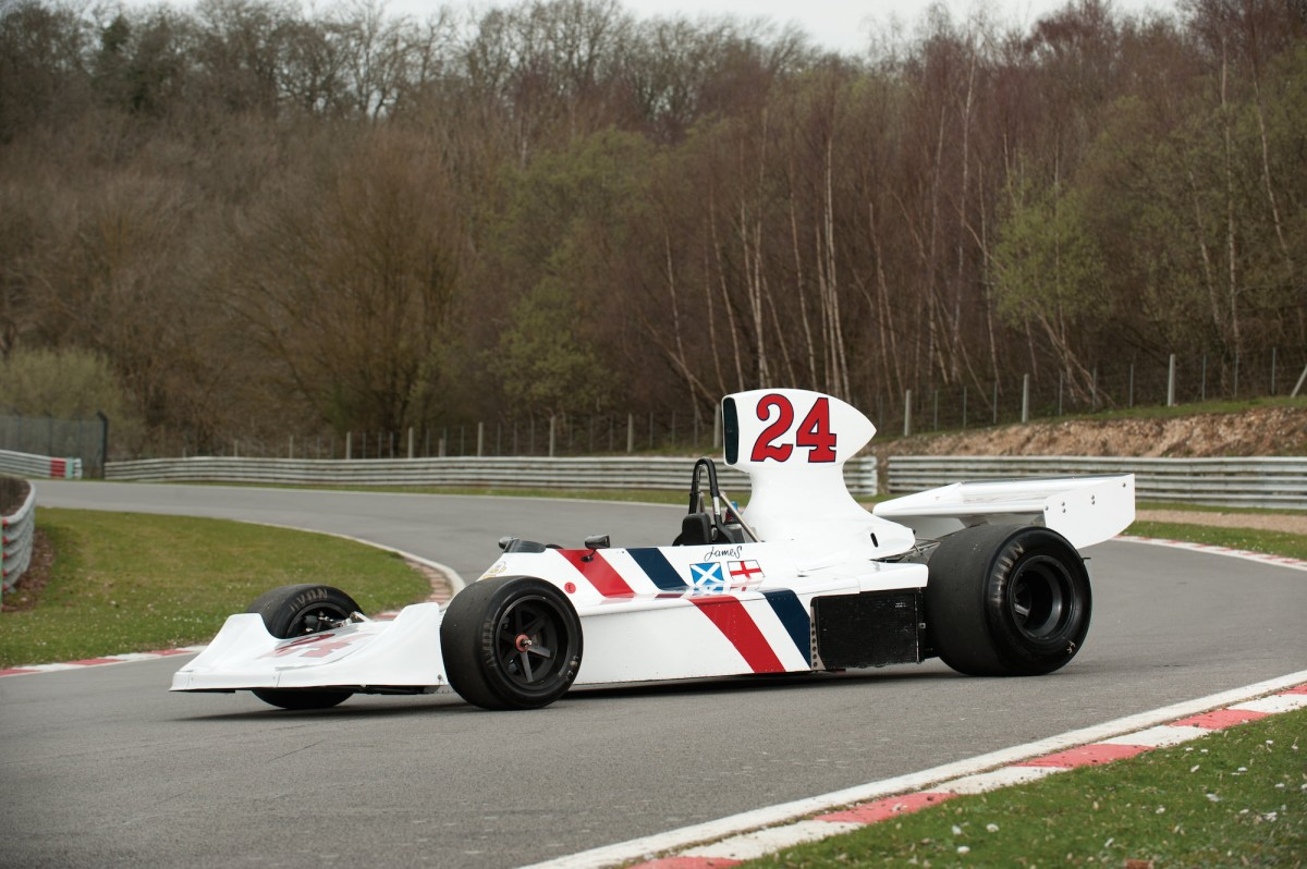 1974 hesketh 308 formula 1 car. Black Bedroom Furniture Sets. Home Design Ideas