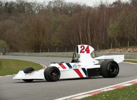 1974 Hesketh 308 Formula One James Hunt 13