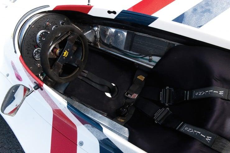 1974 Hesketh 308 Formula One James Hunt 3