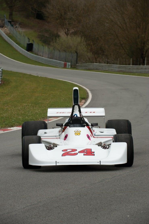 1974 Hesketh 308 Formula One James Hunt 7