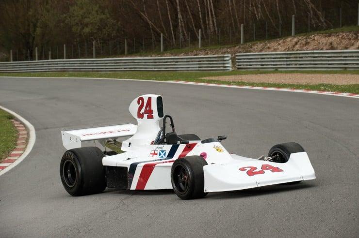 1974 Hesketh 308 Formula One James Hunt