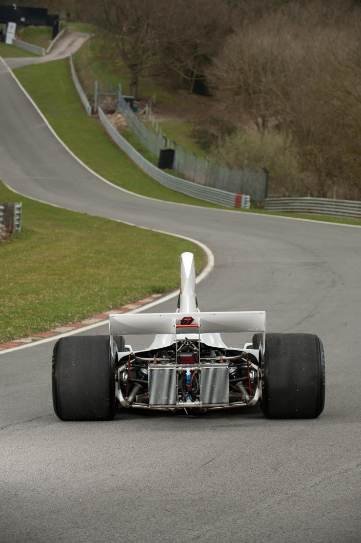 1974 Hesketh 308 Formula One James Hunt 8