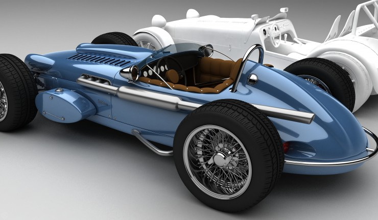 Caterham Lotus 7 Custom 2