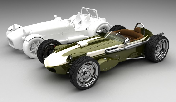 Caterham Lotus 7 Custom 3