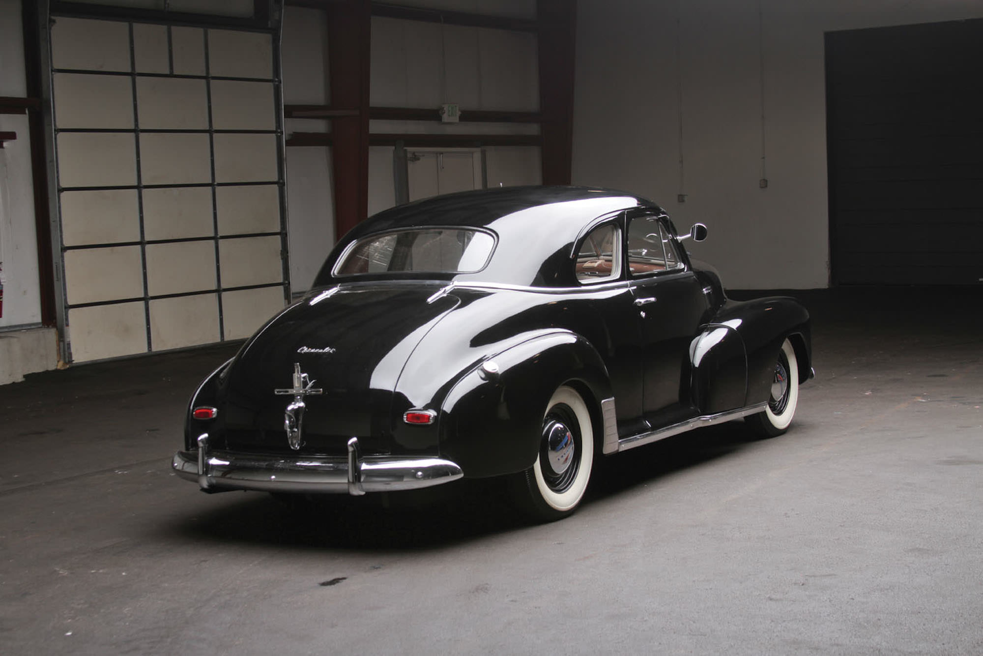 1948 chevrolet stylemaster club coupe. Black Bedroom Furniture Sets. Home Design Ideas