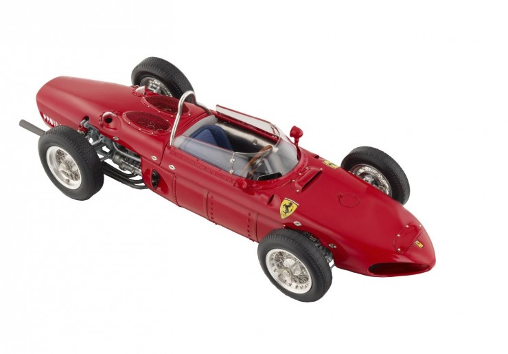 Ferrari Dino 156 F1 Sharknose Model