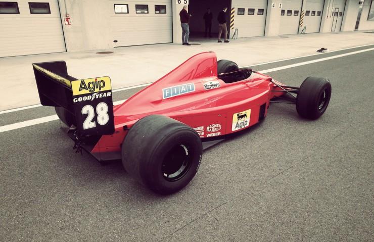 Ferrari Formula 1 Car 1