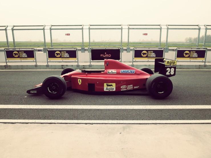 Ferrari Formula 1 Car 2