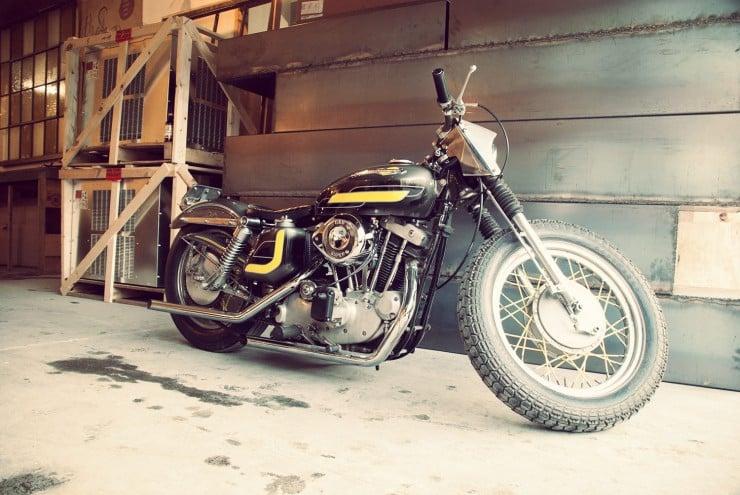 Harley Davidson Custom 10