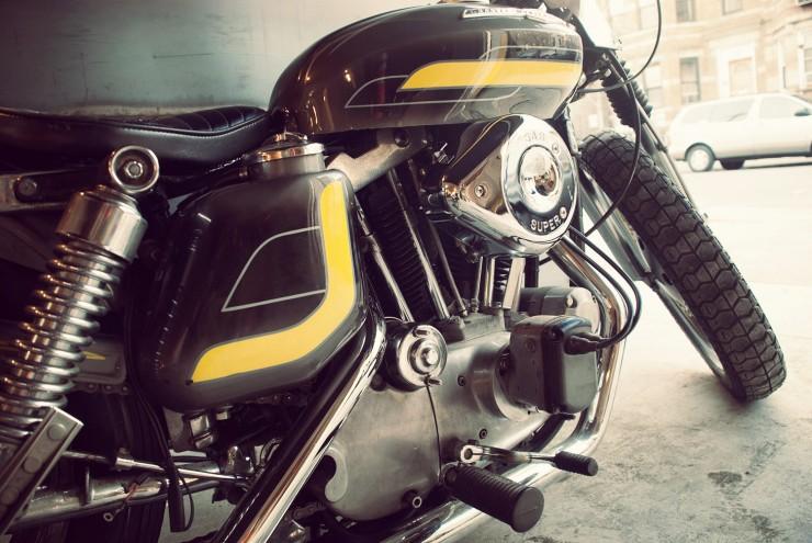 Harley Davidson Custom 11