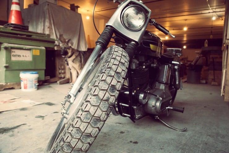 Harley Davidson Custom 12