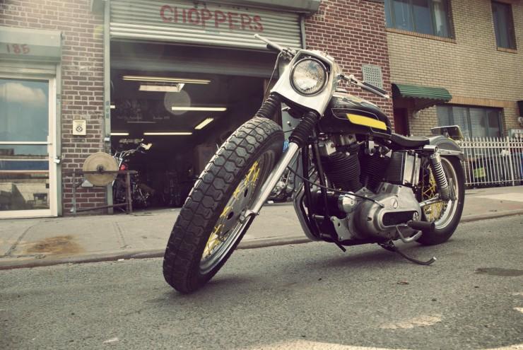 Harley Davidson Custom 2