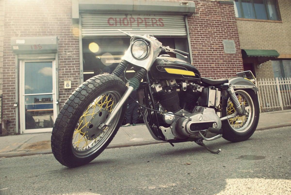 Harley Davidson Custom 3 1200x803 - Harley-Davidson Drag Racer
