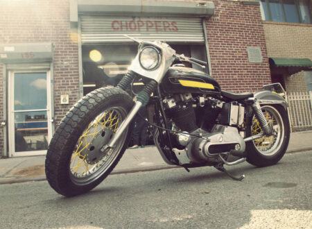Harley Davidson Custom 3 450x330 - Harley-Davidson Drag Racer